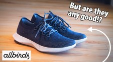 Allbirds Dashers - The First Sustainable Running Shoe