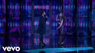 The Weeknd &Amp; Ariana Grande – Save Your Tears (Live On The 2021 Iheart Radio Music Awards)