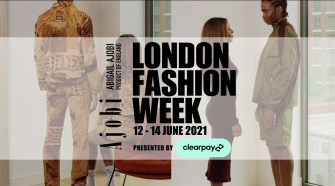 Abigail Ajobi Tier 2 – Capsule Collection 2021: London Fashion Week DiscoveryLAB With Toni&Guy
