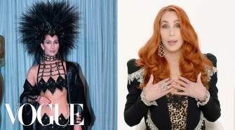 Cher Breaks Down 22 Looks From 1965 To Now | Life In Looks | Vogue