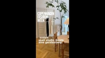 Cphfw Sustain – Sine Gerstenberg In Conversation With Skall Studio | Copenhagen Fashion Week