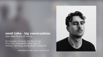 Small Talks - Big Conversations: The New Definitions Of Luxury