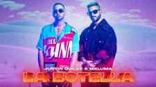 Justin Quiles, Maluma -  La Botella (Video Oficial)
