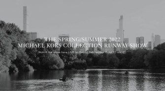 Michael Kors Spring/Summer 2022 Collection Runway Show