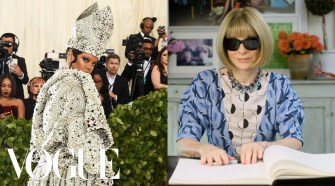 Anna Wintour Breaks Down 13 Met Gala Looks From 1974 To Now | Life In Looks | Vogue