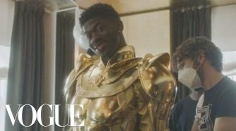Behind Lil Nas X'S Royal Met Gala Looks   Vogue