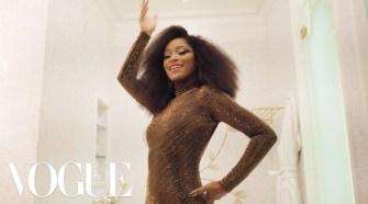 Keke Palmer Gets Ready For The Met Gala   Vogue