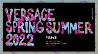 Versace Spring Summer 2022 | Fashion Show