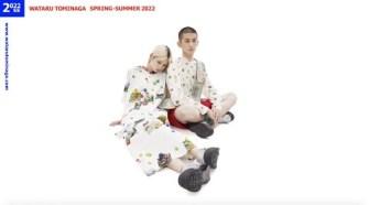 Wataru Tominaga   Spring Summer 2022