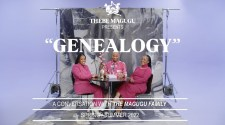 Thebe Magugu Ss22 - &Quot;Genealogy