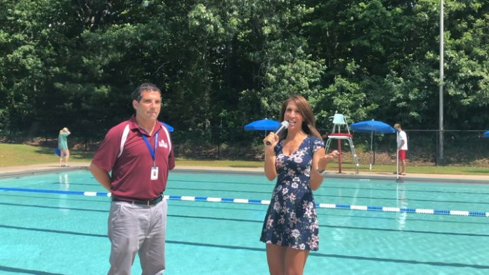Community Karen speaks with the director of Southbury Parks and Recreation about the opening of the town pool and upcoming camp season.