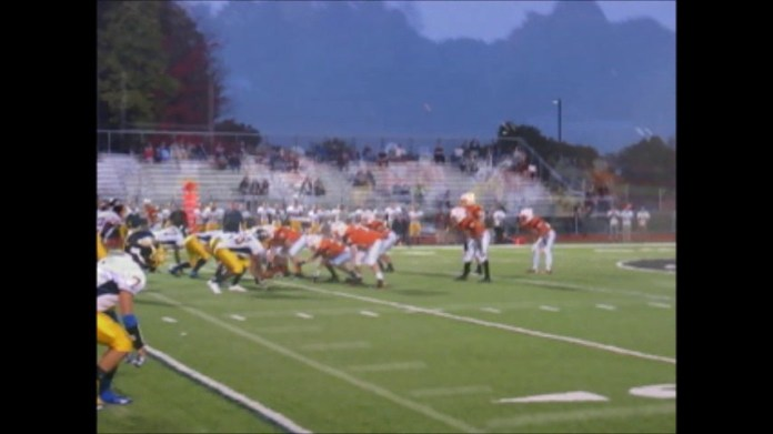 Kennedy moves to 3-0 in football