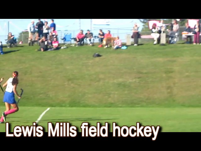 New look of Lewis Mills field hockey team