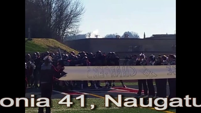 Ansonia over Naugatuck, an early look