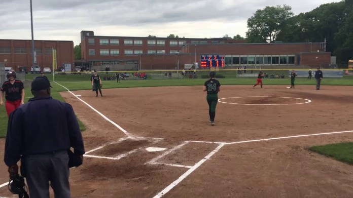 Cheshire wins SCC softball championship