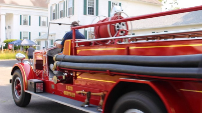 The Terryville Volunteer Fire Department in Terryville, CT still has in its possession two fire engines from its early days - a custom 1929 Buffalo and a 1935 White Buffalo commercial model. They're used for parades and shows and are the pride of the department.