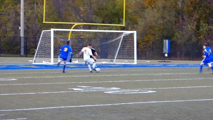 Indians defeat Seymour in NVL soccer semi, 2-1