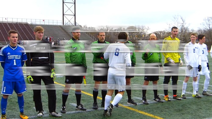 McCall goal in final seconds beats Suffield