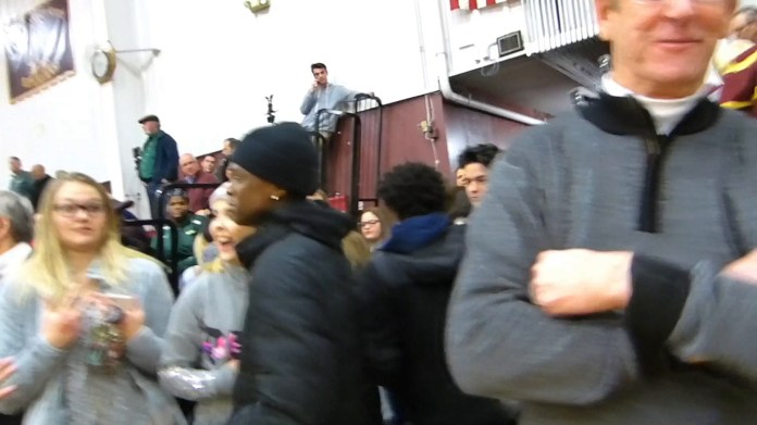 Sacred Heart wins first city showdown