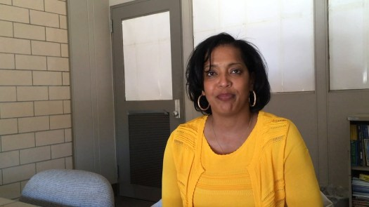 Jahana Hayes, the 2016 Watebury, state and national teacher of the year, said she will run for the Fifth Congressional District.