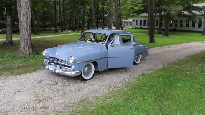 Jim Daly of Kent, Conn. owns a 1951 Dodge Meadowbrook that his aunt bought new in 1951. He was gifted it in 1980 and put it into storage for 20 years. Now, though, it gets regular use. It's not flashy but it does have stories to tell...