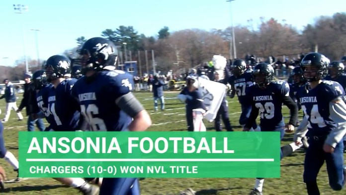 Ansonia football highlights