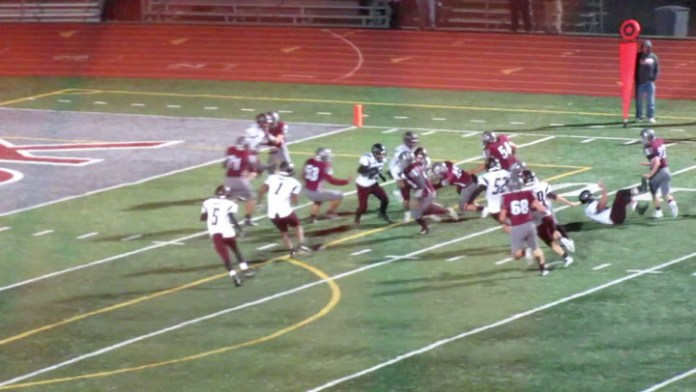 Naugatuck football highlights 2018 season