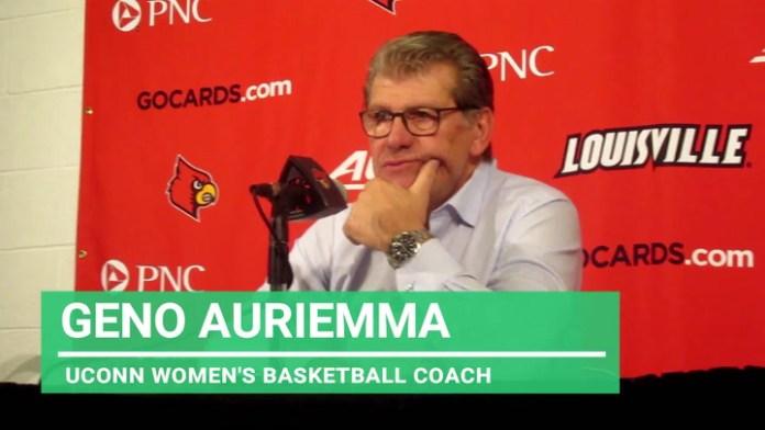 UConn coach Auriemma: On playing tough road games