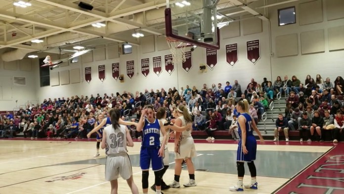 Naugatuck girls eliminated by Bristol Eastern