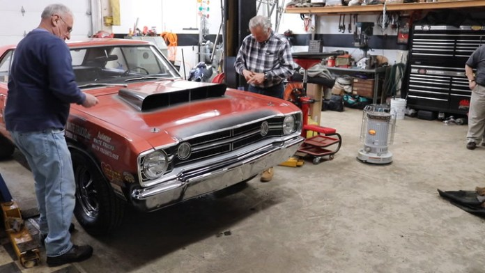 Michael S. Wilkowski of Sandy Hook, Connecticut has owned a valuable, limited-edition 1968 Dodge Hemi Dart drag car since 1988. He explains how it's been modified for the drag strip in My Ride.