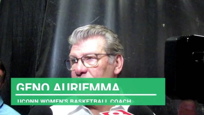 UConn coach Auriemma looks back at Final Four loss