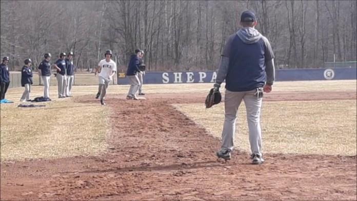 BL baseball race