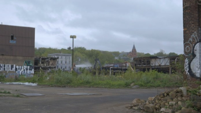 The City of Waterbury is cleaning up the Anamet site in the South End, and hoping to attract developers.  Why invest in this neighborhood?  We talked with people who have a stake in what happens there.