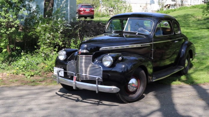 Fred Adkins of Cheshire, Conn. bought his first 1940 Chevrolet when he was 18 years old, and his second one - a Special deluxe business coupe - 15 months ago. He shares his Chevy and his memories in My Ride.