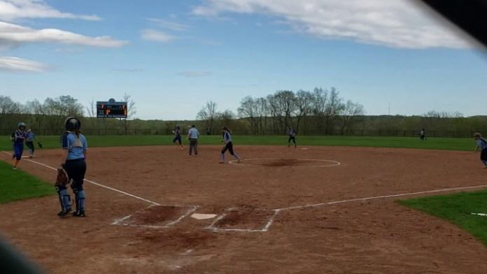 Seymour tops Oxford in NVL softball showdown