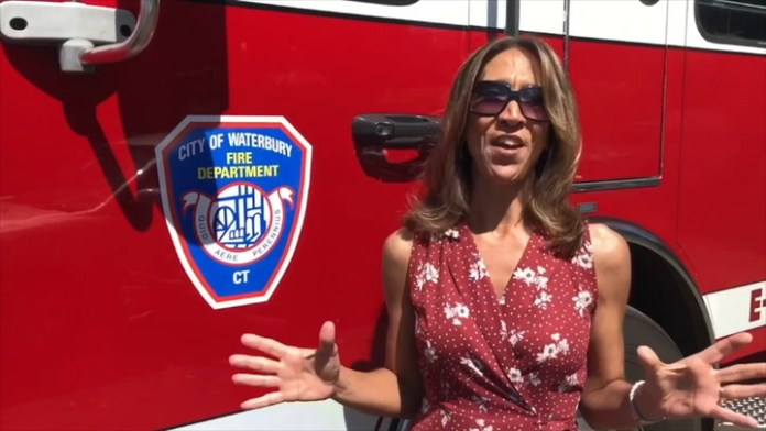 Community Karen visits Waterbury's Spaghetti Fest to see which team eats spaghetti the fastest to raise money for a great cause.