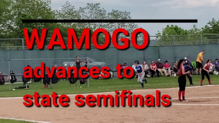 State softball tourney: Wamogo reaches semifinals