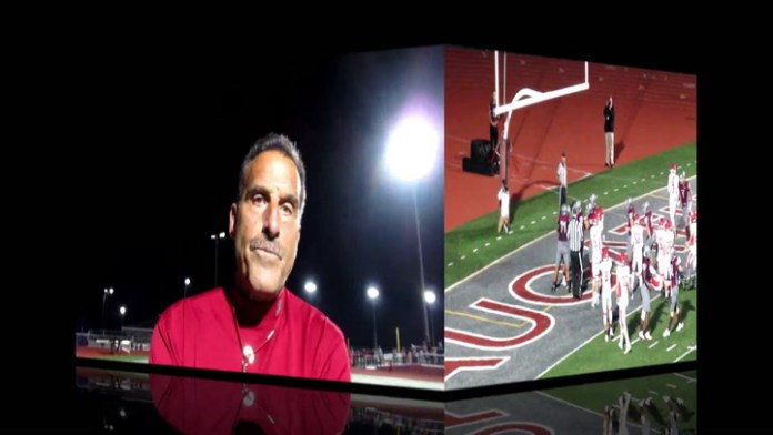 Naugatuck football coach Dave Sollazzo on young players