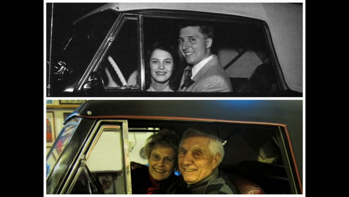Herman Rogg of Goshen, Conn. first spotted his 1940 Lincoln Continental in 1951 and had to have it. He courted his wife, Nadine, in it and their took it on their honeymoon. One of 350 hand-built, it's tale is told in My Ride.