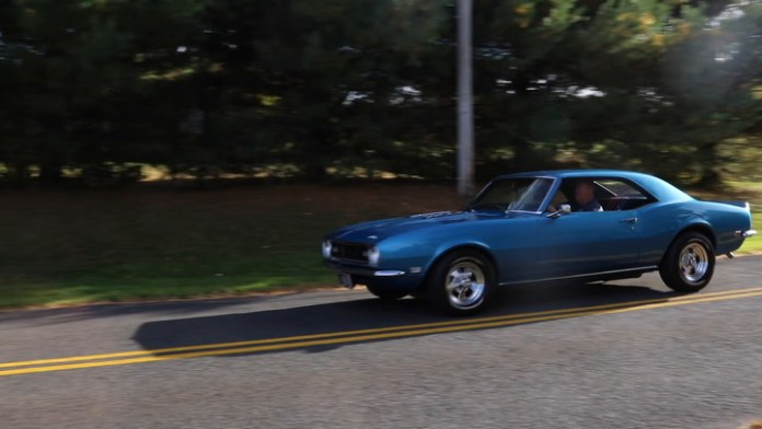 Kevin Sulek of Harwinton, Conn. first bought his 1968 Chevrolet Camaro in 1978. He bought it a second time in 1999 and still owns it. It's the subject of this week's My Ride.