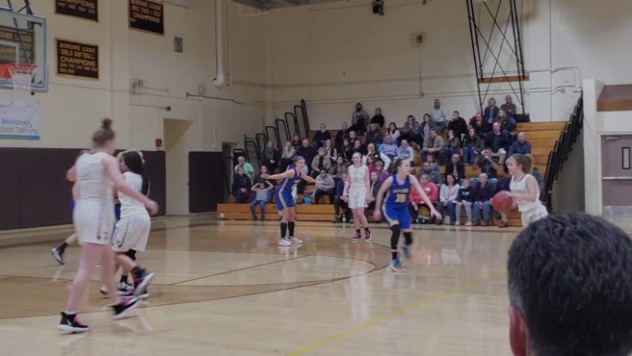 BL girls basketball: Thomaston defeats Housatonic