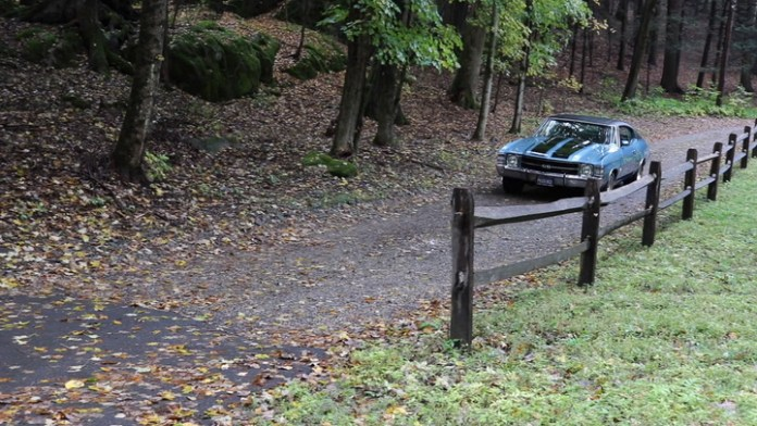 Mark Weber of Lakeville, Conn. owns much-traveled 1971 Chevrolet Chevelle SS that followed him everywhere during a 30-year career in the U.S. Navy. He shares it in My Ride.