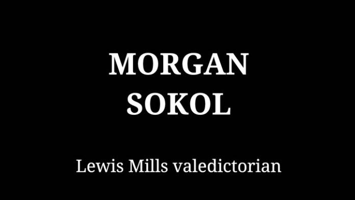 Lewis Mills' Morgan Sokol and Spain