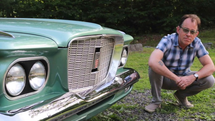 Mark Bridgman of Southbury owns a rare 1960 Valiant Suburban station wagon that he found 17 years ago on the West Coast. He shares it on Saturday in My Ride.