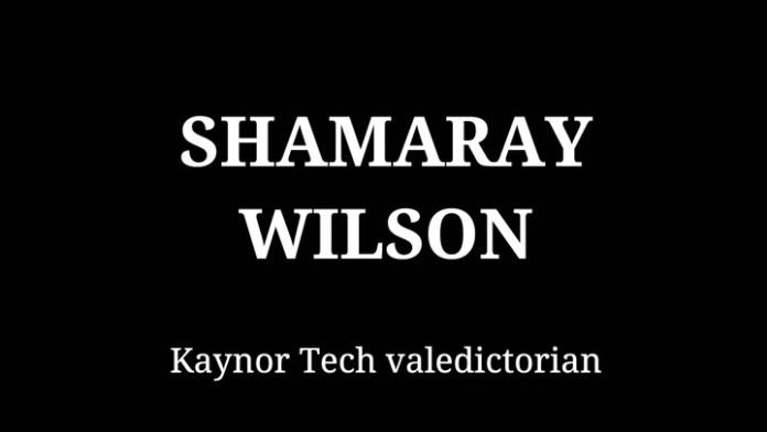 Kaynor Tech's Shamaray Wilson