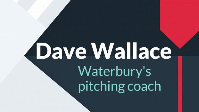 Dave Wallace tells us who he learned the most about pitching from ... and you rill recognize this name.