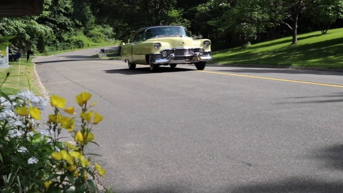 Gary Della Vecchio of Oxford, Conn. has owned a 1954 Cadillac Coupé deVille for 11 years and has turned it into show piece. He shares it in My Ride.