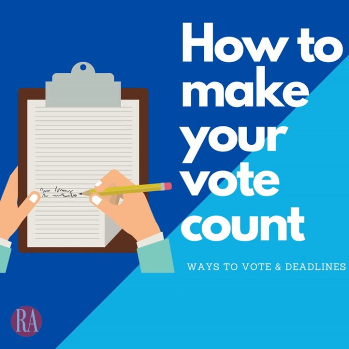 Election 2020: Voting information