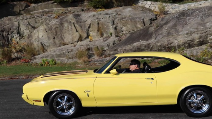 John Gallicchio of Torrington, Conn. bought a 1970 Oldsmobile Cutlass S Rallye 350 new the morning after it arrived at his local dealer. Three years later, it was stolen, but about five years ago he found a replacement. He shares his 50-year-old muscle car in My Ride.