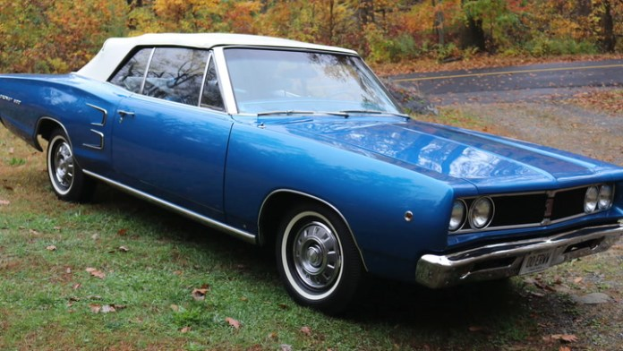 Wayne Johnson of Oxford, Conn. bought a new 1968 Dodge Coronet 500 convertible in April of that year and still owns it. It has been restored to showroom condition. He shares it in My Ride.